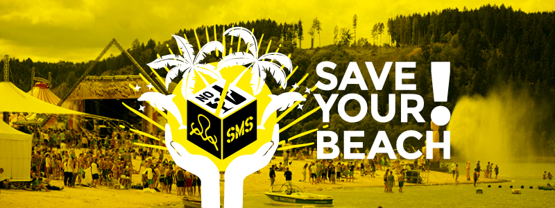 SMS.Save Your Beach