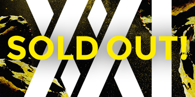 SMS.XXI is SOLD OUT!