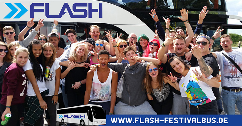 Flash Partybusse