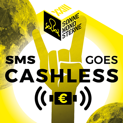 SMS goes Cashless!